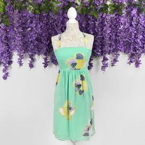 Anthropologie Corey Lynn Calter Floral Dress XS